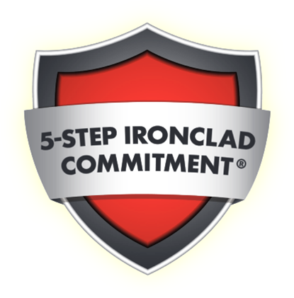 Powervac Ironclad Service Agreement