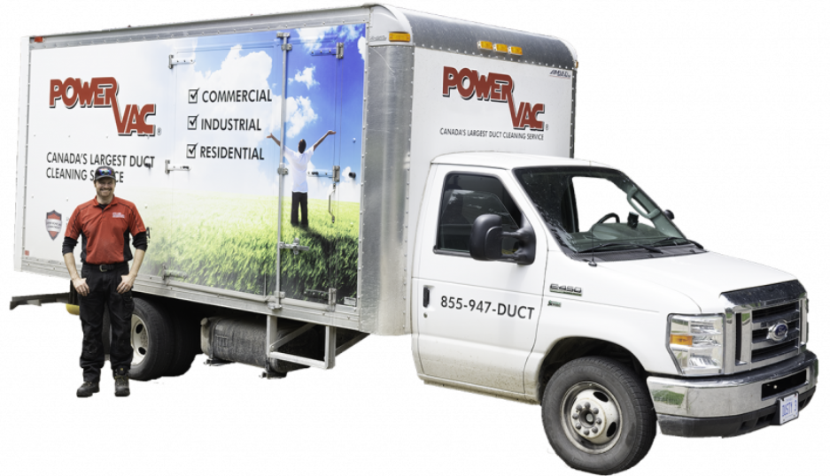 Powervac Service Truck
